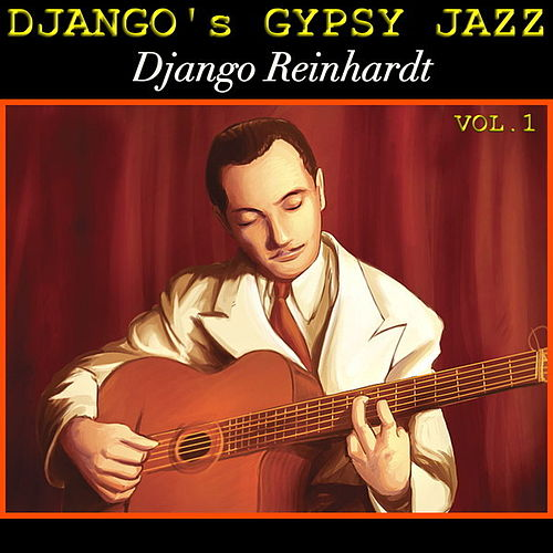 django 39 s gypsy jazz vol 1 by django reinhardt rhapsody. Black Bedroom Furniture Sets. Home Design Ideas