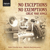 No Exceptions No Exemptions: Great War Songs by Various Artists