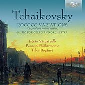 Tchaikovsky: Rococo Variations by Pannon Philharmonic