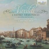 Vivaldi: L'Estro Armonico - 12 Concertos, Op. 3 by Various Artists