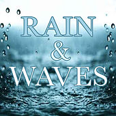 Pouring Rain & Waves for Sleep and Relaxation by Nature Sounds