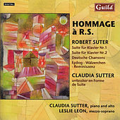 Hommage À R.S. by Various Artists