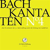 J.S. Bach: Cantatas, Vol. 4 by Various Artists