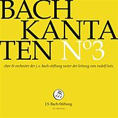 J.S. Bach: Cantatas, Vol. 3 by Various Artists
