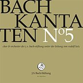 J.S. Bach: Cantatas, Vol. 5 by Various Artists