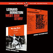 West Side Story: Original Film Soundtrack + Original Broadway Cast (Bonus Track Version) by George Gershwin