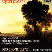 Antonín Dvořák: Complete Works for Piano 4 Hands, Vol. I by Antonin Dvorak
