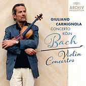 Bach: Violin Concertos by Various Artists