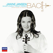 The Bach Album by Janine Jansen