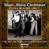 Blues Blues Christmas, Vol 4 by Various Artists