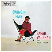 Swingin' Easy by Sarah Vaughan