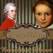 L. V. Beethoven: Piano Concerto No. 4 - W.A. Mozart: Piano Concerto No. 25: Classic Deluxe. Beethoven & Mozart by Orquesta Lírica Bellaterra