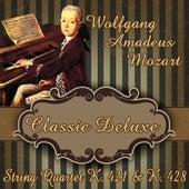 Wolfgang Amadeus Mozart: Classic Deluxe. String Quartet K. 241 & K. 428 by Orquesta Lírica Bellaterra