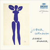 Bach, J.S.: The Cello Suites by Pierre Fournier