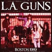 Boston 1989 by L.A. Guns