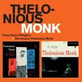 Thelonious Monk Trio Plays Duke Ellington + the Unique Thelonious Monk (feat. Oscar Pettiford) by Thelonious Monk