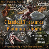 Classical Treasures: Platinum Edition, Vol. 14 (Remastered) by Various Artists