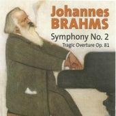 Johannes Brahms - Symphony No. 2 - Tragic Overture Op. 81 by Bucharest Philharmonic Orchestra