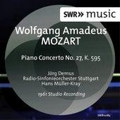 Mozart: Piano Concerto No. 27, K. 595 by Jörg Demus