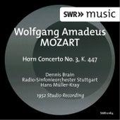 Mozart: Horn Concerto No. 3, K. 447 by Dennis Brain