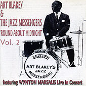 Round About Midnight (Vol. 2) by Art Blakey