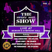 The Sweet Soul Show: Live at Newark's Symphony Hall - Volume 1 (Digitally Remastered) by Various Artists