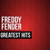 Freddy Fender Greatest Hits (Live) by Freddy Fender