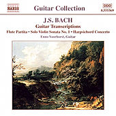 Guitar Transcriptions by Johann Sebastian Bach