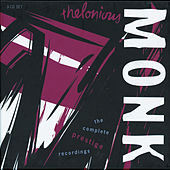 The Complete Prestige Recordings by Thelonious Monk