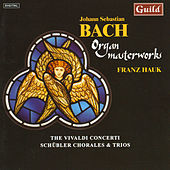 Classical Masterworks by Bach with Franz Hauk by Franz Hauk at the Great Klais Classical of Liebfrauenmünster Ingolstadt