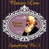 Johannes Brahms: Classic Line. Symphony No. 2 by Orquesta Lírica Bellaterra