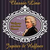 Wolfgang Amadeus Mozart: Classic Line. Jupiter & Haffner by Orquesta Lírica Bellaterra