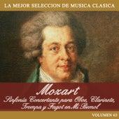 Mozart: Sinfonía Concertante para Oboe, Clarinete, Trompa y Fagot en Mi Bemol by Various Artists
