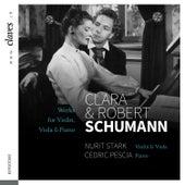 Schumann: Works for Violon / Viola & Piano by Cédric Pescia