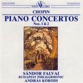 Piano Concertos Nos. 1 & 2 by Sandor Falvai