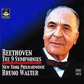 Beethoven: The 9 Symphonies by Bruno Walter