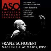 Schubert: Mass in E-Flat Major, D. 950 by Various Artists