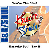Karaoke Soul: Say It by Studio Group