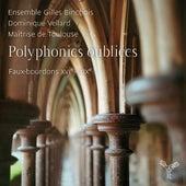 Polyphonies oubliées - Faux bourdons von Various Artists