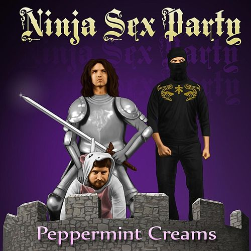 album ninja sex party peppermint creams