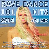 Rave Dance 101 Hits 2014 + DJ Mix by Various Artists