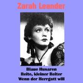 Blaue Husaren by Zarah Leander (1)