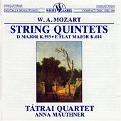 Mozart: String Quintets Nos. 5 & 6 by Anna Maunther