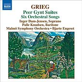 Greig songs (Peer Gynt Suites & Various Songs) by Various Artists