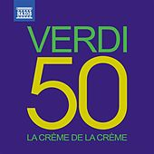 La crème de la crème: Verdi by Various Artists