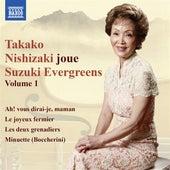 Takako Nishizaki joue Suzuki Evergreens, Vol. 1 by Various Artists