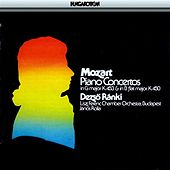 Mozart: Piano Concertos, K.453 & K.450 by Dezso Ranki