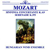 Sinfonia Concertante K.A9 - Serenade K.375 by Hungarian Wind Ensemble