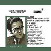 Geraint Jones Conducts Handel and Bach by Geraint Jones