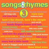 Songs & Rhymes 3 by Kidzone